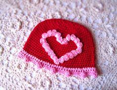 My Little Valentine Hat