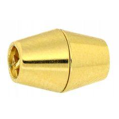 MAGNET SNAP CONE SILVER-GILT [542K/8/SVG] - Karl Fischer GmbH