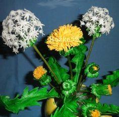 Цветы из сахарной мастики. Обсуждение на LiveInternet - Российский Сервис Онлайн-Дневников