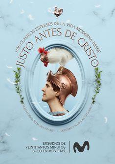 12 Ideas De Carteles Justo Antes De Cristo Temporada 1 Temporadas Cristo Vida Moderna