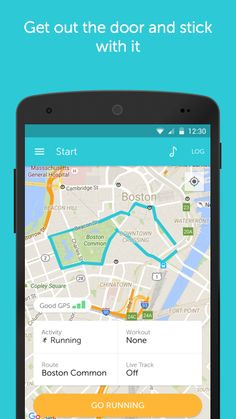 Runkeeper - GPS Track Run Walk- screenshot