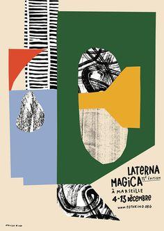 Laterna Magica - atelier bingo.