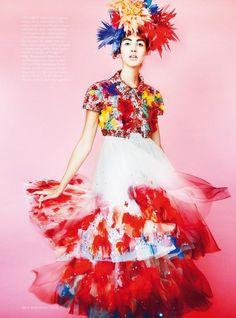 The Soul of Fashion (Harper's Bazaar UK)