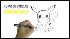 Como desenhar o Pikachu (Pokemon)