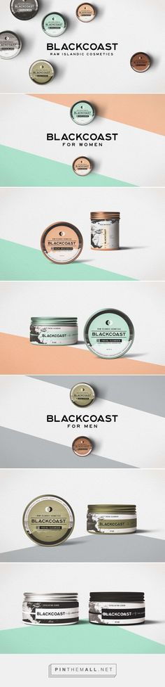 cool Branding and packaging design for BLACKCOAST // Spring 2016 on Behance by Wyatt Lampley Nashville, TN curated by Packaging Diva PD. A completely organ... - a grouped images picture