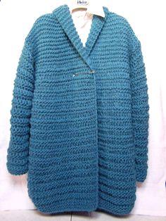 Coat jacket Wool Sweater (art. 52)