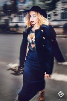 Street style / Doina Ţurcanu / Photo Yan Colors / Fashion Guide Moldova