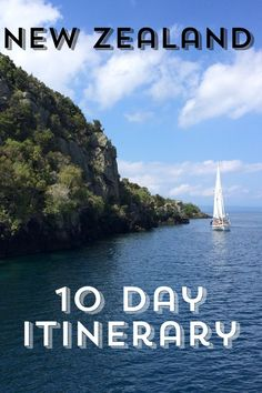 Make the most of your time in New Zealand with this 10 day itinerary of the North Island! Check out our don& miss spots and favorite eats! New Zealand Itinerary, New Zealand Travel Guide, Moving To New Zealand, Visit New Zealand, North Island New Zealand, Nova, Best Places To Travel, Solo Travel, Travel Tips