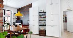 Trendy kitchen - fine photo