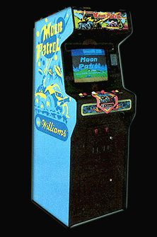 I used to play the S&?@ out of this game in the arcades when I was a kid.