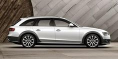 The new 2013 Audi allroad is hatch/wagon variant of the Audi A6 powered by a 2.0-liter 4-cylinder turbo-charged engine that produces 211 hp and 258 lb-ft of torque.