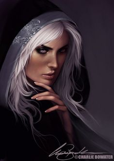 ✯ Artist Charlie Bowater ✯
