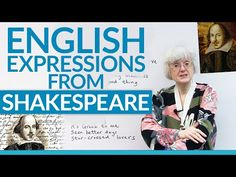 The Influence of Shakespeare on everyday English · engVid