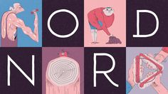 Animation Reel 2016 » [Nord Nord]
