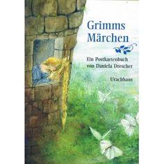 Deze boekjes zijn echt zo prachtig! Kaartenboekje - Sprookjes van Grimms