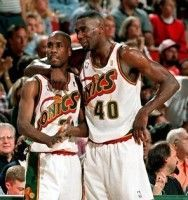 sejole.com gary payton and shawn kemp formed one of the best duos in NBA history. Payton was the only guy who ever gave Michael Jordan trouble defensively. #sejole