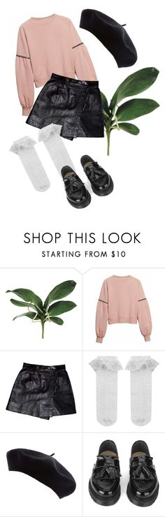 """""""Tropical bebe"""" by sandrademoor ❤ liked on Polyvore featuring Burberry, Monsoon and YMC"""