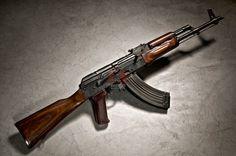 Alaric's rifle