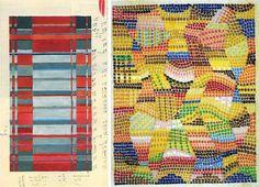 Fabric Design by Gunta Stölzl