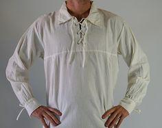 COMERCIANTE de camisa negra Renacimiento ropa por zootzugarb