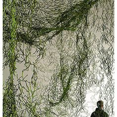Algue Vitra Bouroullec vert clair - Ideesboutique com