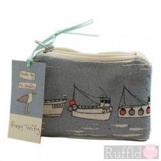 Flotiilla Small Useful Purse by Poppy Treffry
