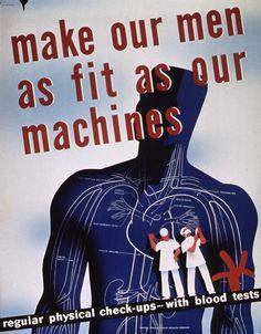 Venereal Disease - U.S. Public Health Service, 1945.   Artist: Leonard Karsakov.