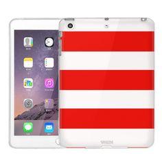 Apple iPad Mini White Red Candy Slim Case