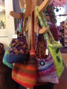 Handmade Felted handbags