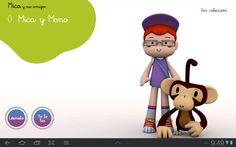 Mica y Mono