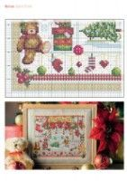 (5) Gallery.ru / Фото #68 - Cross Stitch Collection №267 2016 - Chispitas