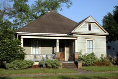 j.h. clare house by Exquisitely Bored in Nacogdoches, via Flickr