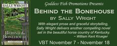 Behind the Bonehouse by Sally Wright @goddessfish @Sally_Wright5