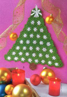 Todas gostamos de enfeitar a casa para os festejos de final de ano não é??  Seguem algumas árvores natalinas para se inspirarem, é delicioso...