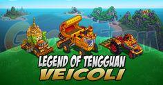 Legend of Tengguan: Veicoli tempo stimato per la lettura di questo articolo 1 minuti  Ecco i veicoli della Legend of Tengguan!  Nellordine  Tractor  Seeder  Harvester  Orchard Harvester  Plot Remover  Combine  Biplane