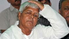 #BreakingNews : Lalu Prasad Yadav grilled by #CBI in rly hotels scam. #NationalMindset