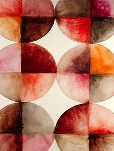 Lourdes Sanchez, untitled 12 2013, watercolor