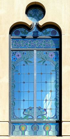 Love this window Manresa - Arquitecte Oms 2 e | Flickr - Photo Sharing!