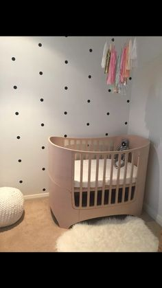 Love The Leander Cots In Natural Wood