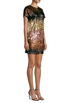 Aidan by Aidan Mattox Womens Sleevless Metallic Jacquard Cocktail Dress with Solid Chiffon Blousson Top