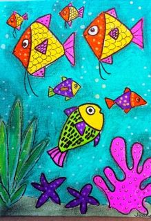 #colorful fish    Animals Art multicityworldtravel.com We cover the world over Hotel and Flight Deals.We guarantee the best price