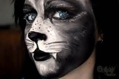 black panther face painting images - Yahoo Search Results