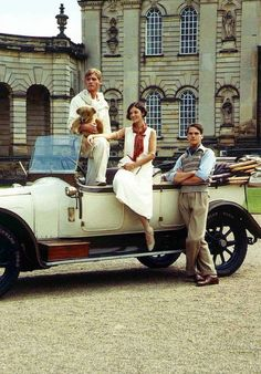 Brideshead Revisited the series, not the movie, is the more definitive version.
