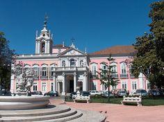 Palácio das Necessidades-PORTUGAL