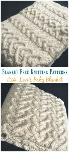 38d20b96f Easy Blanket Free Knitting Patterns To Level Up Your Knitting Skills