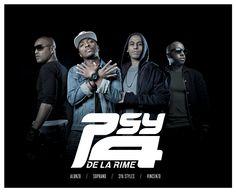 Psy 4 de La Rime - 4 Eme Dimension
