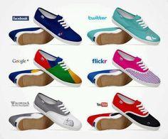 Internet shoes!