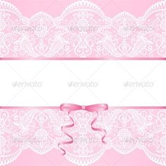 Vector Template for Wedding Invitation  #GraphicRiver         Vector template for wedding, invitation or greeting card with lace background and ribbon. Vector illustration, fully editable, vector objects separated and grouped. Editable EPS 8 Vector illustrations. Icluded files: .EPS, .JPEG 4900*4900 px.     Created: 31May13 GraphicsFilesIncluded: JPGImage #VectorEPS Layered: No MinimumAdobeCSVersion: CS Tags: art #background #birthday #blank #bow #bride #card #celebration #decoration #design…