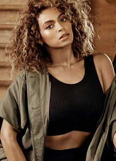 Beyonce US Elle Magazine