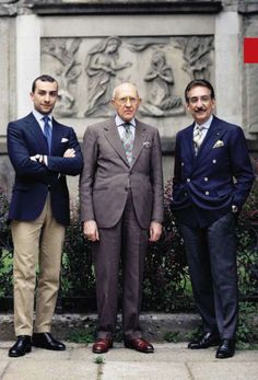 A. Caraceni - Three Generations.
